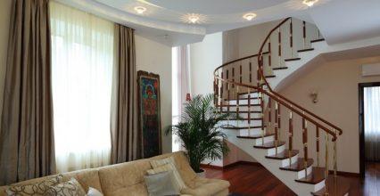 Дизайн інтер'єру від компанії: декоративні елементи з натуральних матеріалів