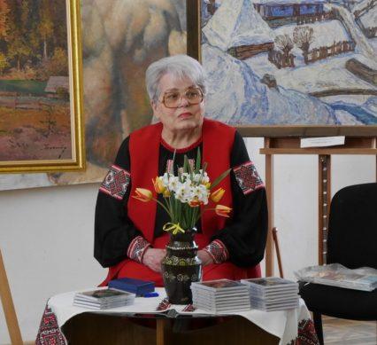 Померла відома закарпатська співачка Віра Баганич