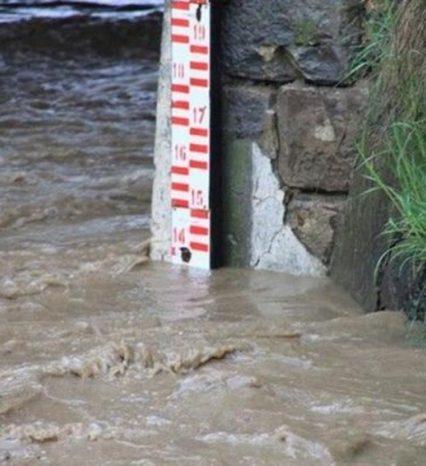 Ризик весняних паводків на Закарпатті (ВІДЕО)