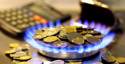 Майже 875 млн грн боргують закарпатці за спожитий газ