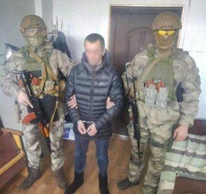 Нацполіція затримала підривників угорського офісу в Ужгороді (фото)