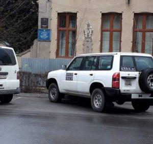 В ОБСЄ заявили, що ситуація на Закарпатті спокійна
