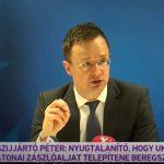 Угорщина невдоволена можливим поверненням до Берегова частини ЗСУ