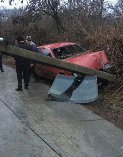 Закарпатська поліція виявила двох нетверезих водіїв, обидва скоїли ДТП