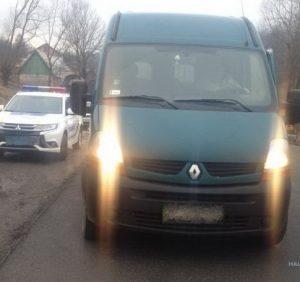 Закарпатська поліція працює у посиленому режим несення служби