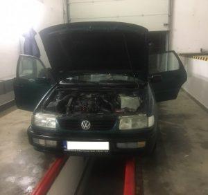 Українець «заправив» бензобак свого «Volkswagen» і вирушив до Словаччини (ФОТО)