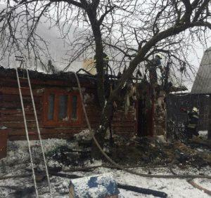 Закарпатські вогнеборці упродовж доби ліквідували 4 пожежі в надвірних спорудах