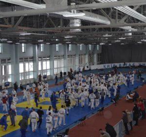 Відбувся Всеукраїнський турнір з дзюдо «Київська весна»