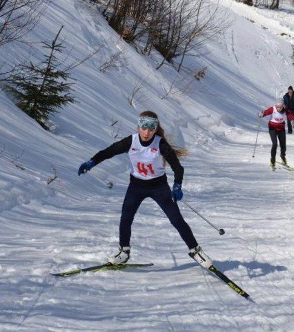 Чемпіонат області з лижних перегонів відбувся на Міжгірщині (ВІДЕО)