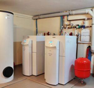 Преимущества воздушных тепловых насосов