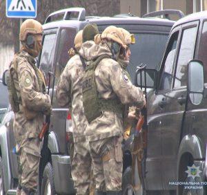 Закарпатська поліція пройшла тест на витримку від Нацполіції