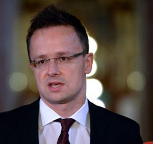 Угорський міністр каже про місію ОБСЄ на Закарпатті як про доконаний факт