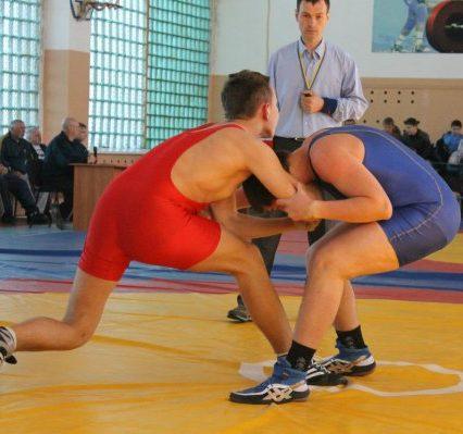 Тячів прийматиме змагання з греко-римської боротьби
