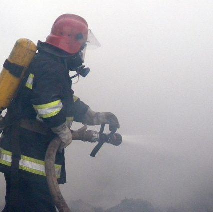 Пожежа в гуртожитку навчального закладу в Сваляві: рятувальники евакуювали 39 учнів