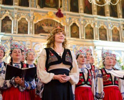 Закарпатський народний хор у неділю дасть концерт у Старому селі