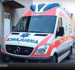 Великоберезнянська лікарня отримала нову сучасну швидку допомогу (ВІДЕО)