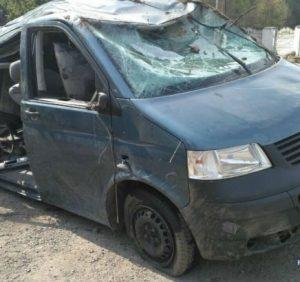 Поліція встановлює обставини ДТП на Хустщині
