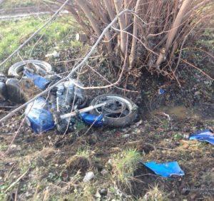 Смертельна аварія на Виноградівщині. Поліція встановлює обставини