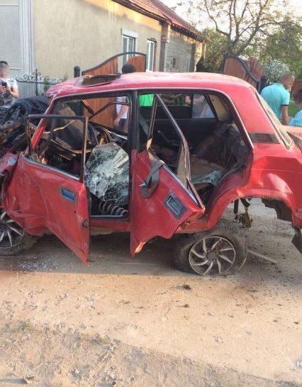 Моторошна автоаварія на Мукачівщині. Є постраждалі (ФОТО)