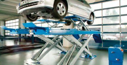 Автосервис: ремонтные работы по установке оборудования