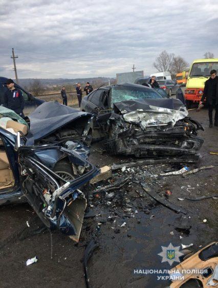 Закарпатська поліція розслідує дві ДТП зі смертельними наслідками