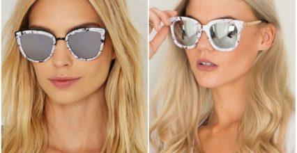 Солнцезащитные очки: тренды 2018 года