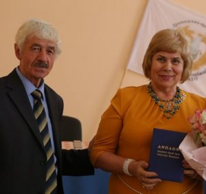Закарпатська поетеса, викладач Олена Пекар стала лауреатом премії ім.А.Волошина (фото)