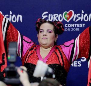 Победителем Евровидения-2018 стала представитель Израиля Нетта Барзилай