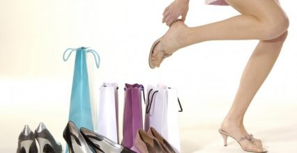 Как правильно покупать обувь в интернете