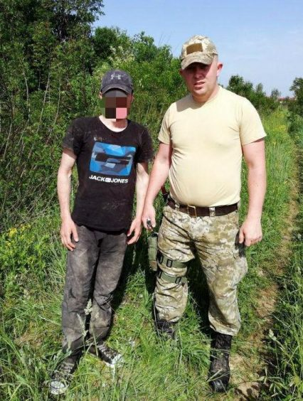 Кримінального злочинця з Росії затримали неподалік кордону з Угорщиною