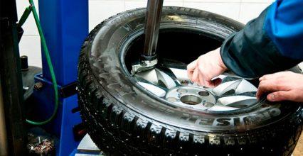 Демонтаж и монтаж автомобильных шин: загадочные законы