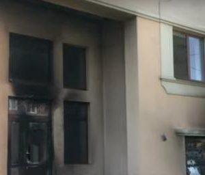 За що у Сваляві спалили будинок керівнику районної освіти (ВІДЕО)