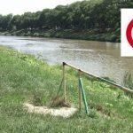 В Ужгороді визначили одне місце для відпочинку біля води, але плавати там заборонено (ВІДЕО)