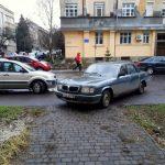 Паркування по-ужгородськи (ВІДЕО)