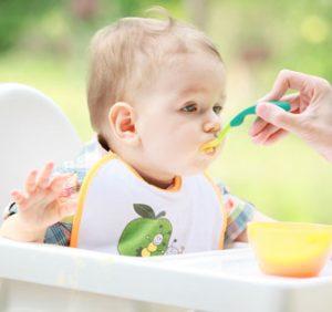 Специальные виды питания для 3 – месячных малышей