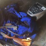 Незареєстровану зброю вилучила у водія перечинська поліція