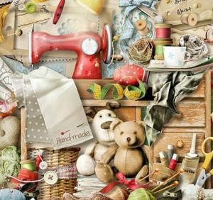Искусство создания игрушек своими руками и советы начинающим рукодельницам