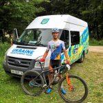 Ужгородець посів друге місце на змаганнях з велосипедного спорту у Словаччині