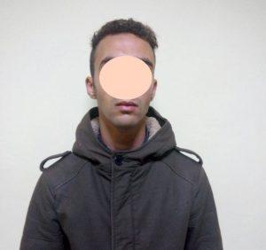 На Закарпатті прикордонники затримали нелегала з Марокко