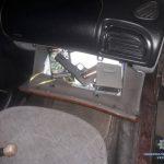 У автівці свалявчанина поліція виявила зброю та набої до неї (ФОТО)