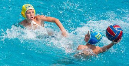 На Чемпіонаті України з водного поло закарпатських спортсменів представляв ВК «Ужгород»