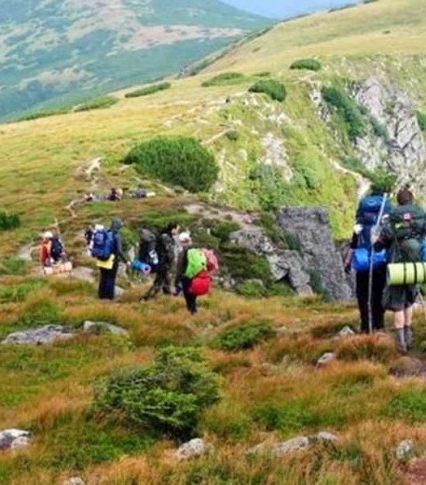 Гірські рятувальники двічі залучались для надання допомоги туристам