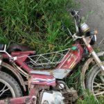 Поліція Хустщини розшукала викрадений у хустянина мопед