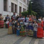 Погром циганського табору у Львові та пікет проти свавілля циганського барона в Ужгороді