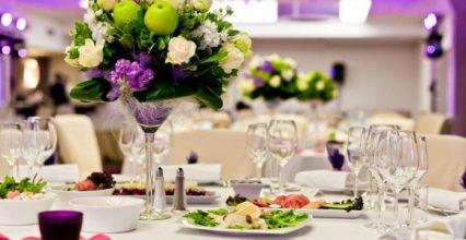 Хитрости, которые помогут сэкономить на свадебном банкете