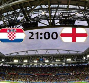 Хорватия – Англия: анонс полуфинала ЧМ-2018