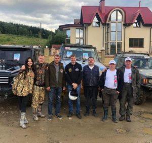 Закарпатський екіпаж став переможцем у змаганнях на джипах (ФОТО)