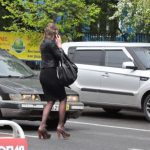 Пішоходи-порушники начувайтеся – патрульна поліція йде до вас (відео)