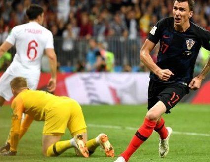 Хорватия вырывает победу у Англии и выходит в финал Чемпионата Мира