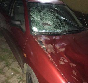 Поліція Іршавщини з'ясовує обставини аварії, у результаті якої загинув пішохід
